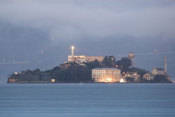 Alcatraz Island, 2005 (photo by Ben Peoples)