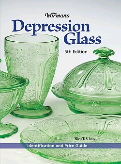 Warman's Depression Glass Identification and Price Guide, 5th Edition